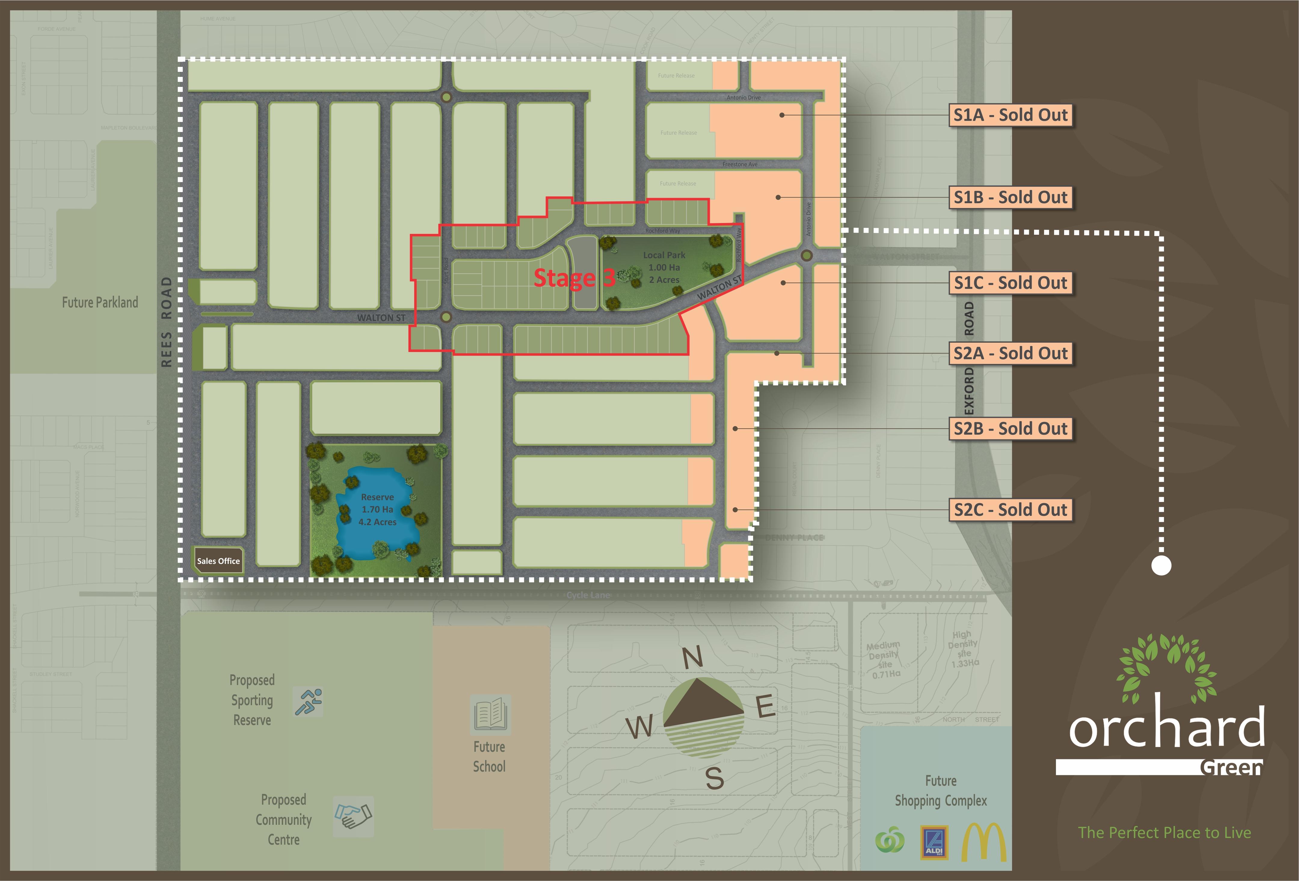 Orchard Green Master Plan
